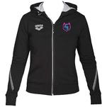 FOG Men's Team Line Hooded Jacket with Logo