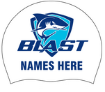 BLAST Personalized Silicone Caps