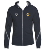 Berkeley Team Line Hooded Jacket with Team logo