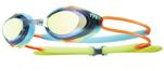 Blackhawk Jr. Racing Goggles - Mirrored (Blue/Orange)