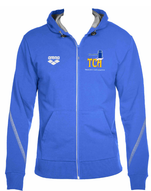 TCA Zip Up Hooded Jacket with Team logo