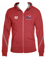 TCA Youth Pull Over Hooded Jacket with Team logo
