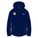 Male Warm Up Jacket with Team Logo
