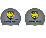 BAC Personalized Silicone Caps (Set of 2)