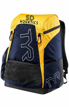 SDA Team Backpack with logo and athlete's name