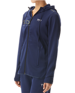 SDA Adult Female Team Full Zip Hoodie with Logo