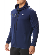 SDA Adult Male Team Full Zip Hoodie with Logo
