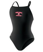 Rose Bowl Speedo Flyback Female Team Suit - Thin Strap
