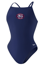 CSSC Female One Back Thin Strap Team Suit