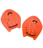 CSSC Strokemake Hand Paddles (Size 0.5 Orange)(Under 13)