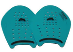 CSSC Strokemake Hand Paddles (Size 1.0 Teal)(13 and Over)