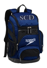 SCD Team 35L Backpack w/ Embroidered Team Logo