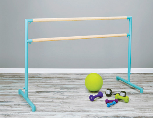 Custom Barres Freestanding Adjustable Ballet Barre - Barre For Ballet - Ballet Bars For Kids