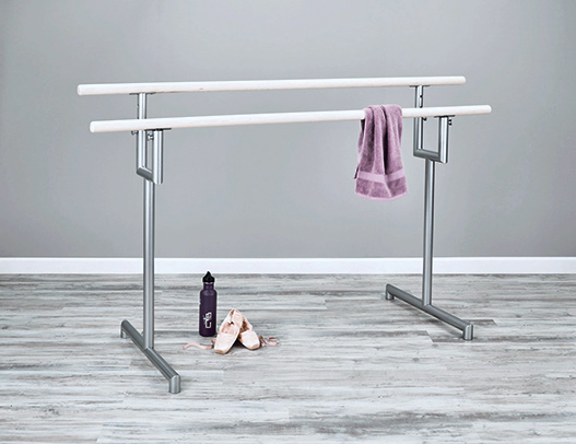 Custom Barres Virtuoso Portable Ballet Barre - Best Frestanding Ballet Barre
