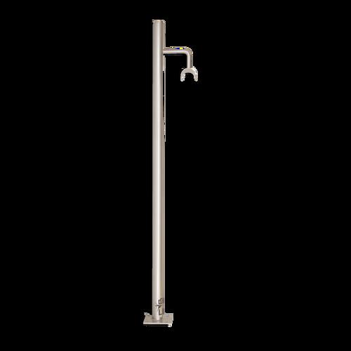 ATTITUDE - Custom Barres Floor Mounted Ballet Barre Bracket