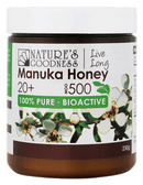 Natures Goodness Manuka Honey 250g