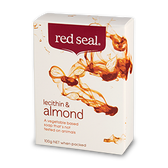 Red Seal Lecithin & Almond Soap 100gm