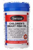 Swisse Vitamins Ultiboost Childrens Smart Fish Oil 60 pack