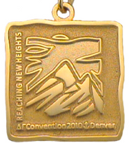 2010 Convention Charm