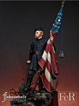 FeR Miniatures: Faherenheit Miniature Project - Colonel Joshua Chamberlain, Gettysburg, 1863
