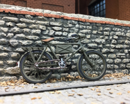 Wm. Britain - WWII German Bicycle