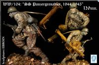 Alexandros Models - SS Panzergrenadier, 1944-45