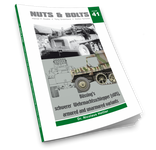 Nuts & Bolts - Vol.41: Bussings schwerer Wehrmachtsschlepper (sWS) armored and unarmored variants