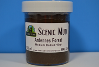 The Scenic Factory - Scenic Mud - Ardennes Forest, Medium Bodied, Dry