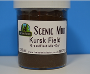 The Scenic Factory - Scenic Mud - Kursk Field, Dry
