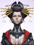 Life Miniatures: Fictional Universe - Queen