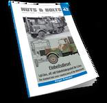 Nuts & Bolts - Vol.42: Einheitsdiesel - l.gl.Lkw., off. mit Einheitsfahrgestell für l.Lkw.
