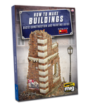 Ammo of MiG - How To Make Buildings, Basic Construction and Painting