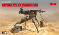 ICM Models - German MG08 Machine Gun