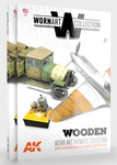 AK Interactive: WornArt Collection - #1 Wooden