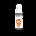AK Interactive: 3rd Generation Acrylic - Basalt Grey