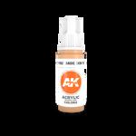 AK Interactive: 3rd Generation Acrylic - Basic Skin Tone