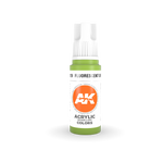 AK Interactive: 3rd Generation Acrylic - Fluorescent Green