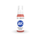 AK Interactive: 3rd Generation Acrylic - Foundry Red