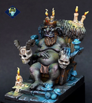 Aradia Miniatures - Goblin King