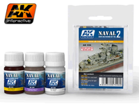 AK Interactive Ship Weathering Set Vol. 2
