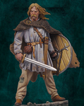Andrea Miniatures: The Vikings  - Viking Swordsman, 925 AD