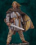 Andrea Miniatures: The Vikings  - Viking Swordsman, 925 AD
