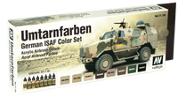 Vallejo - Model Air - German ISAF Color Set