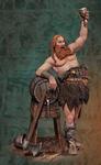 Andrea Miniatures: The Vikings - Prosit!, Viking Warrior, 900 AD