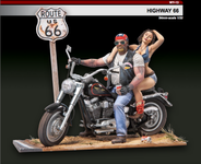 Andrea Miniatures: A Wonderful World - Highway 66