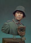 Andrea Miniatures: The Bust Collection - WW1 German Stormtrooper 1916