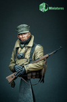 MJ Miniatures German Gebirgsjager in WW2