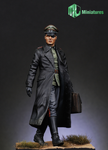 MJ Miniatures - German Officer,  WWII