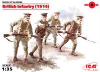 ICM Models - WWI British Infantry, 1914