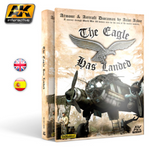 AK Interactive - Aircraft and Armor Dioramas - The Eagle Has Landed